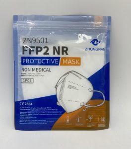 FFP2 Envase individual
